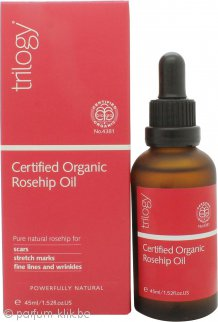 Trilogy Natural Certified Organic Rosehip Oil 45ml