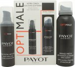Payot Homme Your Coach Gift Set 100ml Accurate Shave Foam + 50ml Anti-Ageing Total Care Face Cream