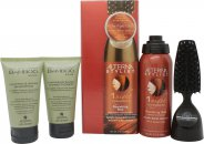 Alterna Stylist Gift Set 100ml 1 Night Highlights in Ravish Red + 40ml Bamboo Shine Conditioner + 40ml Bamboo Shine Shampoo
