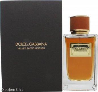 dolce & gabbana velvet exotic leather