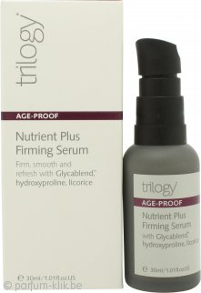 Trilogy Age-Proof Nutrient Plus Firming Serum 30ml