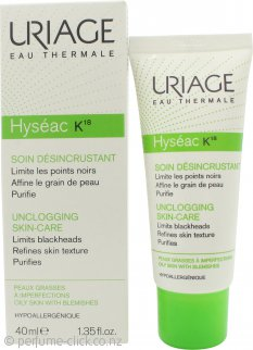 Uriage Hyséac K18 Deep Pore-Cleansing Care 40ml
