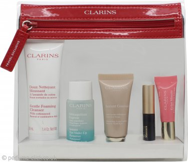Clarins Perfect Beauty Essentials Gift Set 6 Pieces
