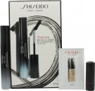 Shisendo Multi-Dimension Full Lash Gift Set 8ml Full Lash Multi Dimension Black Mascara + 2.5g Rouge Rouge Ruby Copper Lip Stick + 1ml Synchro Skin Glow Neutral