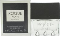 Rihanna Rogue Man Eau de Toilette 15ml Spray