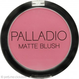 Palladio Herbal Matte Blush 6g - Bayberry