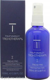 Philip Kingsley Trichotherapy Tricho Pro Volumizing Protein Spray 100ml