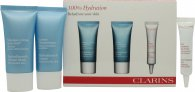 Clarins HydraQuench Set de regalo 3 Piezas