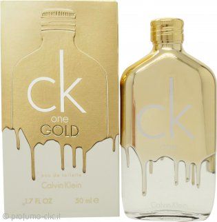 Calvin Klein CK One Gold Eau de Toilette 50ml Spray