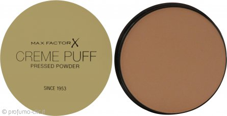 Max Factor Creme Puff Foundation 21g - 81 Truly Fair