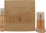 Laura Biagiotti Roma Set de regalo 25ml EDT + 15ml EDT
