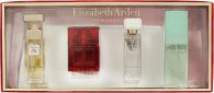 Elizabeth Arden Corporate Holiday Fragrance Confezione Regalo 10ml 5th Avenue EDP Spray + 10ml Red Door EDT Spray + 7.5ml White Tea EDT + 15ml Green Tea Scent Spray