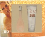 Jennifer Lopez Glow Presentset 30ml EDT + 75ml Body Lotion