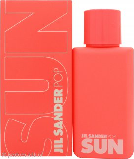 Jil Sander Sun Pop Coral Pop Eau de Toilette 100ml Spray