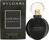 Bvlgari Goldea The Roman Night Eau De Parfum 75ml Spray