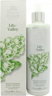 Woods of Windsor Lily of the Valley Moisturising Body Lotion 250ml
