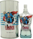 Jean Paul Gaultier Le Male Eau Fraiche Eau de Toilette 75ml Spray - Superman Edition