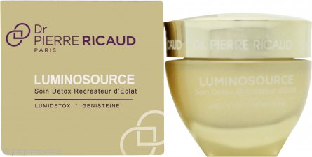 Dr. Pierre Ricaud Lumino Source Detox Crema 40ml