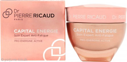 Dr. Pierre Ricaud Capital Energie Anti Fatigue Active Face Cream 40ml