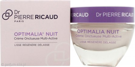 Dr. Pierre Ricaud Velvet Smooth Multi-Active Krem na Noc 40ml