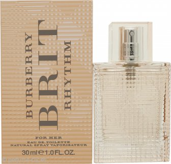 Burberry Brit Rhythm for Her Floral Eau de Toilette 30ml Spray