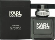 Karl Lagerfeld for Him Eau de Toilette 30ml Spray