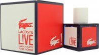 Lacoste Live Eau de Toilette 40ml Spray