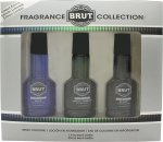 Brut Set Regalo 30ml EDC Blue + 30ml EDC Special Reserve + 30ml EDC Black