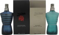 Jean Paul Gaultier Duo Gift Set 40ml Le Male EDT + 40ml Le Male Ultra Intense