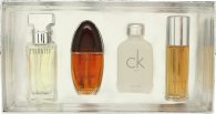 Calvin Klein Women Miniature Set de regalo 4 x 15ml EDT