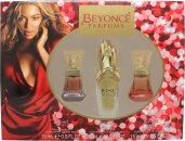 Beyoncé Presentset 15ml Heat EDP + 30ml Rise EDP + 15ml Heat Rush EDT