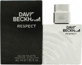 David Beckham Respect Eau de Toilette 40ml Spray