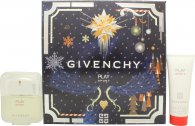 Givenchy Play Sport Gavesett 50ml EDT + 75ml Hair & Body Shower Gel