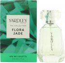 Yardley Flora Jade Eau de Toilette 50ml Spray