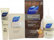 Phyto Color Permanent Hair Colour - 7D Golden Blonde
