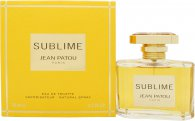 Jean Patou Sublime Eau de Toilette 75ml Spray