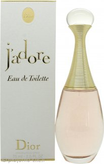 Christian Dior J'adore Eau de Toilette 75ml Spray