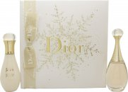 Dior J'adore Limited Edition Presentset 50ml EDP + 75ml Body Milk