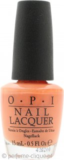 OPI Nail Polish 15ml - Is Mai Tai Crooked? NLH68