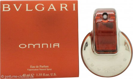 Bvlgari Omnia Eau de Parfum 40ml Spray