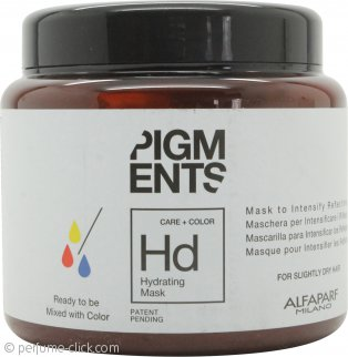 Alfaparf Pigments Hydrating Hair Mask 6.8oz (200ml)