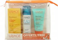 Uriage Eau Thermal Bariésun Suncare Kit 50ml Bariésun Sun Cream SPF50+ + 50ml Repair Aftersun Balm + 50ml Thermal Water