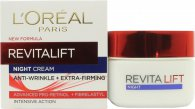 L'Oreal RevitaLift Night Cream 1.7oz (50ml)