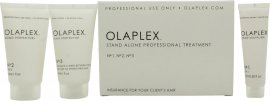 Olaplex Treatment Kit 3 Step Set de Regalo 15ml Bond Multiplier + 15ml  No.2 Bond Protector + 15ml No.3 Bond Protector