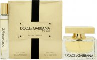 Dolce & Gabbana The One Gift Set 50ml EDP + 7.4ml Mini