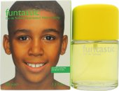 Benetton Funtastic Boy Eau de Toilette 100ml Spray