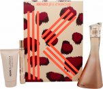 Kenzo Jeu d'Amour Gift Set 100ml EDP +  15ml EDP + 50ml Body Milk