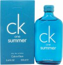 Calvin Klein CK One Summer 2018 Eau de Toilette 100ml Spray