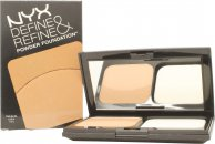 NYX Cosmetics Define Refine Powder Foundation 9.5g - DRPF05 Sand