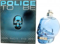 Police To Be Aftershave 125ml Spray